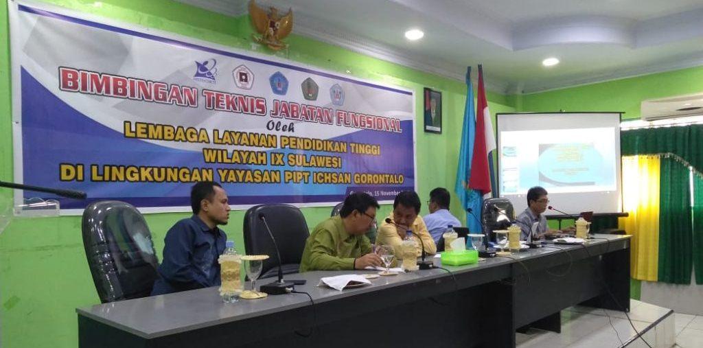 Ichsan Group Tingkatkan Karir Dosen
